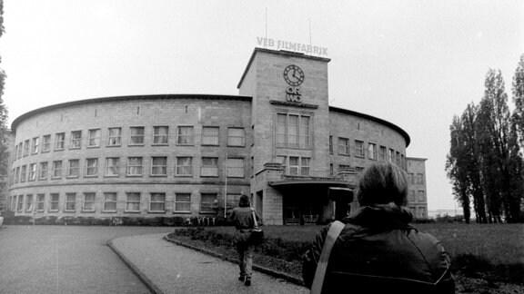 Filmfabrik Wolfen, 1990