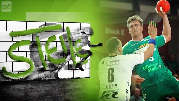 """Handballer Franz Semper war zu Gast im """"Steile-Wand""""-Podcast"""