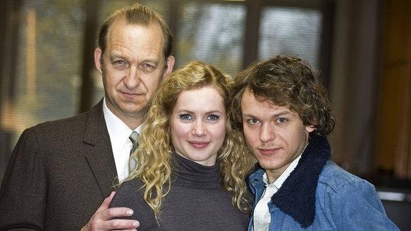 Peter Heinrich Brix, Cornelia Groeschel und Marlon Kittel