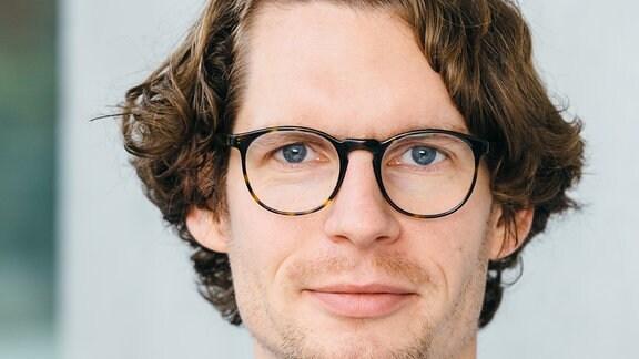 Johannes Staemmler, Forschungsgruppenleiter am Institut für transformative Nachhaltigkeitsforschung in Potsdam (IASS Potsdam)