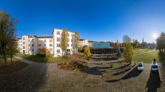 Landesfunkhaus Sachsen Panorama