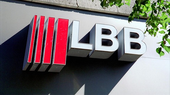 Logo der LBB - LandesBank Berlin