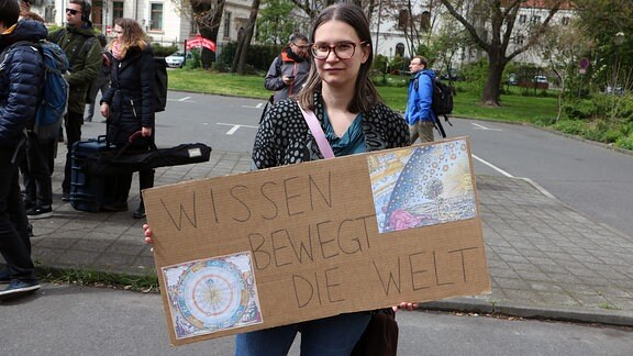 Leipzig March for Science