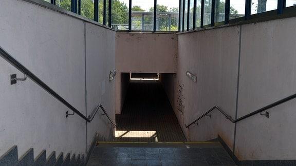 Gemeinde Mark Schönstädt in Lossatal kämpft um ihren Bahntunnel