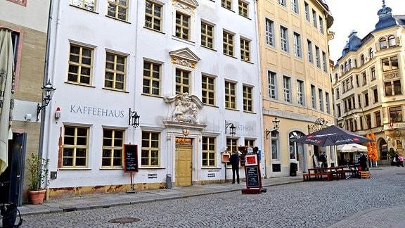 Gaststätte Coffebaum in Leipzig