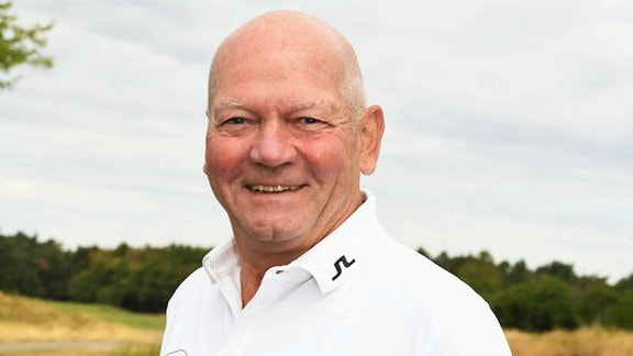 Rainer Hunold beim 11. Charity Golf Turnier, Leipzig
