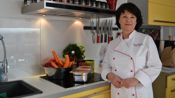 Edda Schmidt kocht für den Kiez