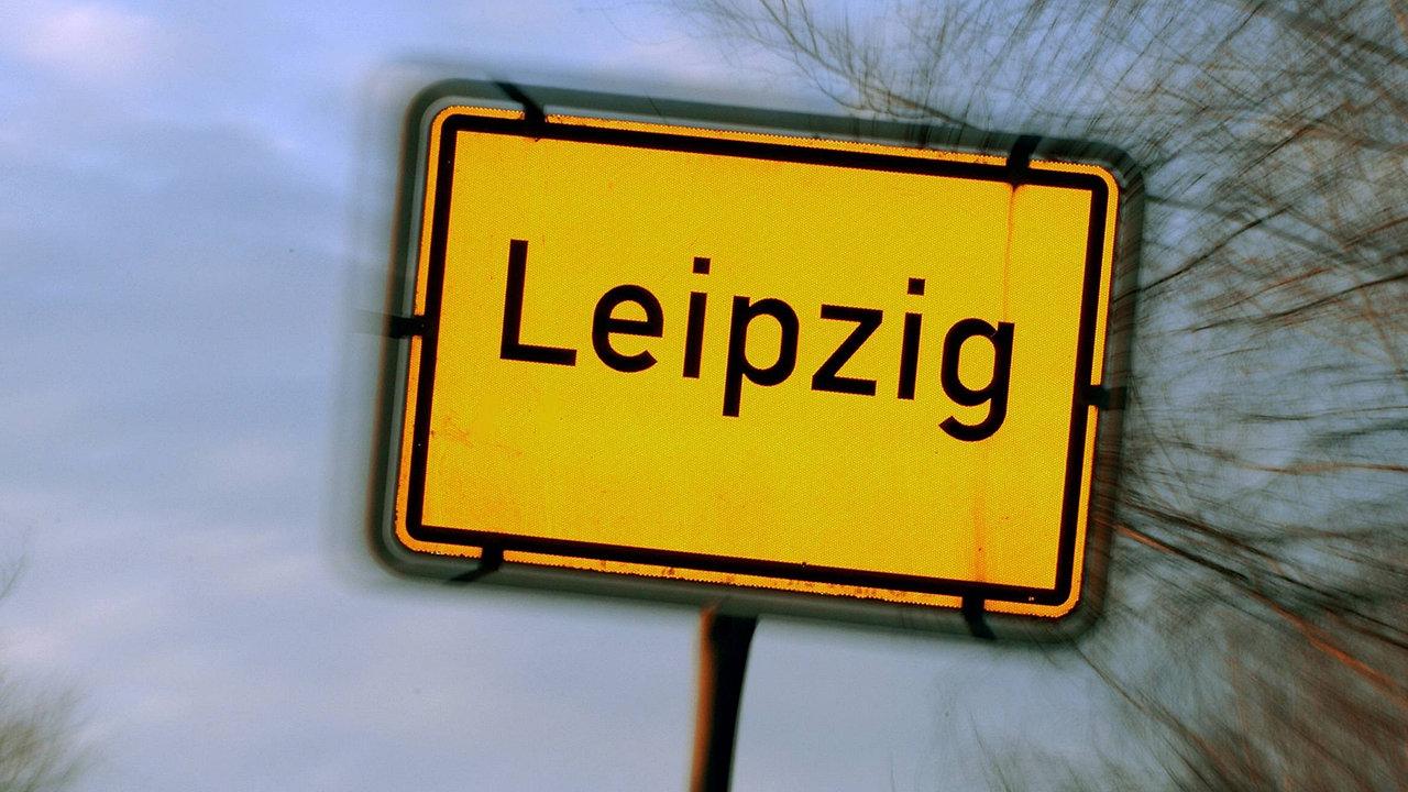 Leipzig Knackt Einwohner Rekord Mdr De