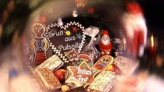 Souvenirs aus der Pfefferkuchenstadt Pulsnitz