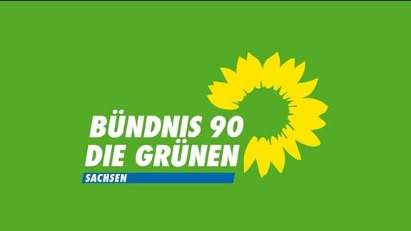 Logo Grüne Sachsen