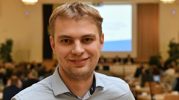 Sebastian Walter Kreistagsabgeordneter Mittelsachsen