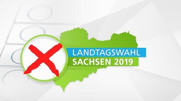 Banner Landtagswahl Sachsen