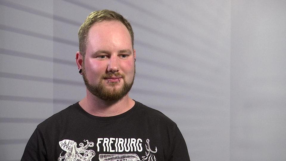 Jakob Müschen, DIE LINKE, Landesliste
