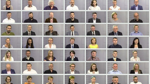 MDR Kandidatencheck Landtagwahl Sachsen 2019