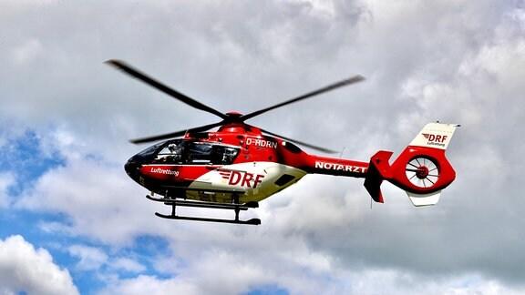 Rettunghubschrauber DRF