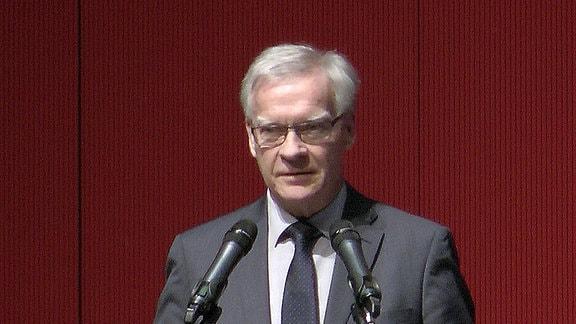 Dr. Stefan Ritter, Vorstand der Dresdner Seniorenakademie Wissenschaft und Kunst