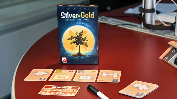 Silver Gold Spieletest