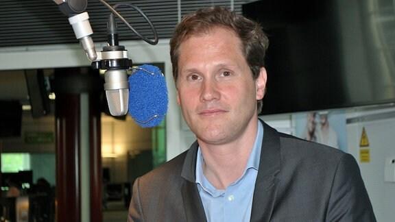 Andreas Birkenfeld, Direktor des Studienzentrums Metabolisch-Vaskuläre Medizin in Dresden und Facharzt für Innere Medizin