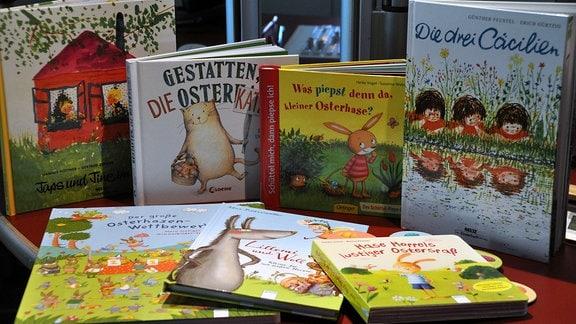 Büchertipps Ostern