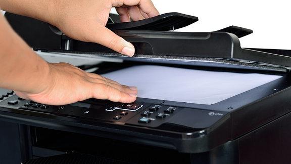 Drucker-Scanner