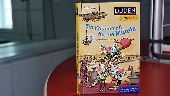 Das Buch Ein Kaugummi für eine Mumie.