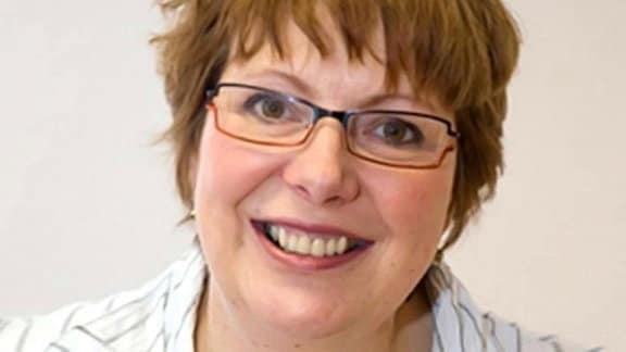 Christine Rösch, theologische Referentin im Landesverband der Diakonie Sachsen