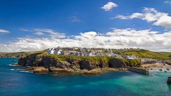 Küstenstreifen in Cornwall