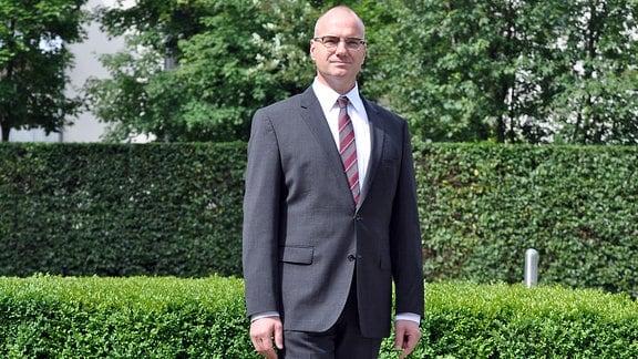 Erik Bodendieck, Präsident der Sächsischen Landesärztekammer