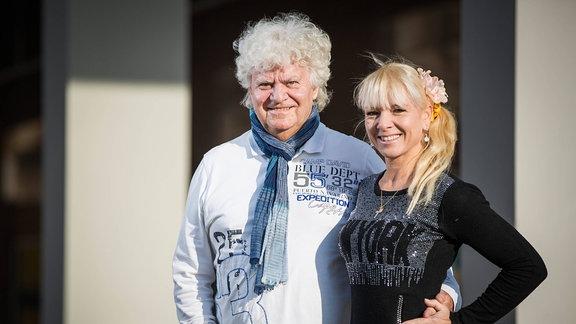 Joachim Schlese und Frau Carmen