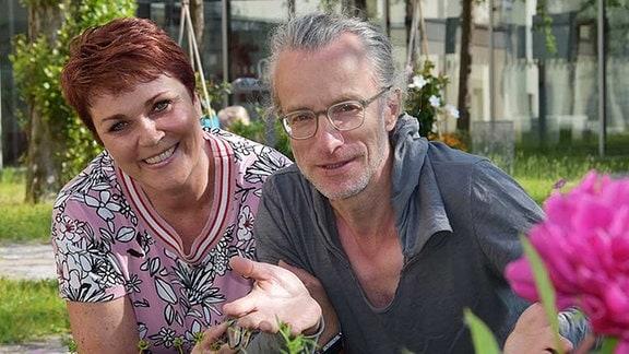 Katja Henkel und Stephan Bischof
