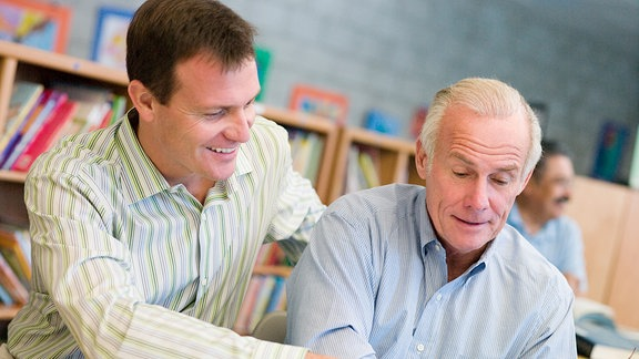Lernen im Alter