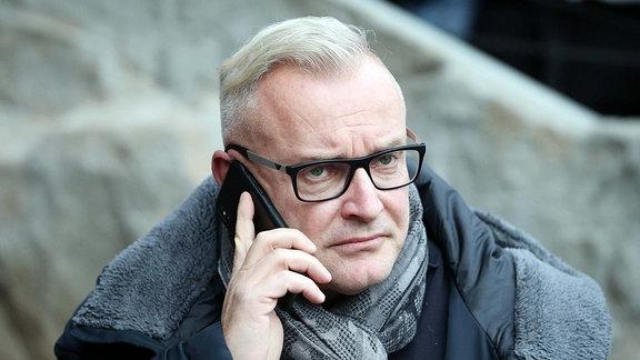 Geschäftsführer Michael Voigt (Aue)