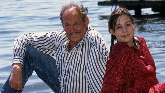 Herbert und Mirjam Köfer, 1997
