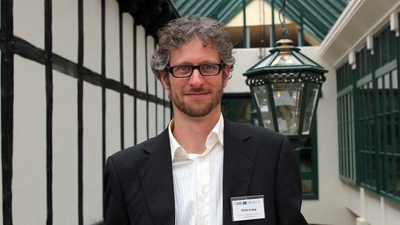 Dr. Thilo Lang, Leiter Regionale Geographie am Leibniz-Institut für Länderkunde (IfL)