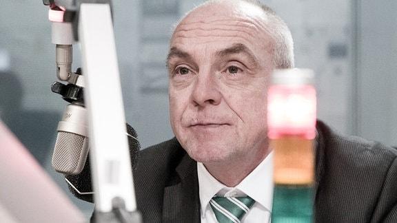 Jens Weichelt, Landesvorsitzender des Sächsischen Lehrerverbandes
