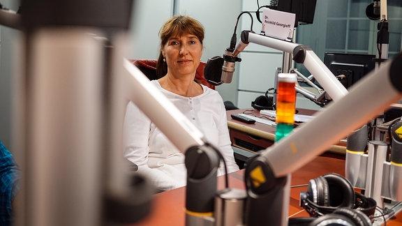 Reinhild Georgieff, Fachärztin für Frauenheilkunde und Geburtshilfe in Leipzig
