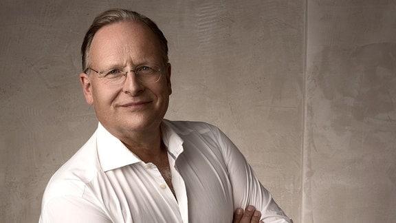 Dietrich Gönemeyer, Mediziner & Autor des Buches ''Weltmedizin''.
