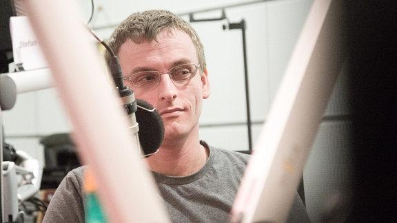"""Stefan Majewsky vom Chaos Computer Club Dresden war am 5. Februar 2019 zu Gast bei """"Dienstags direkt""""."""
