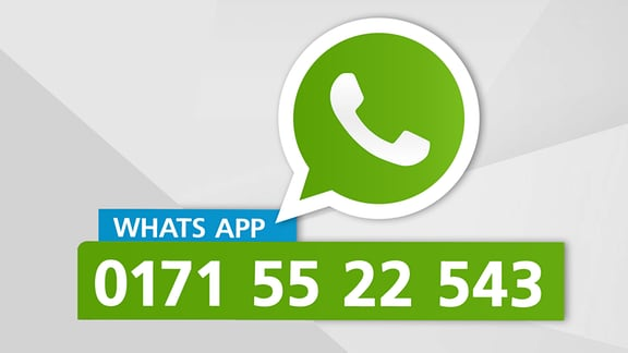 WhatsApp-Nummer 0171 55 22 543