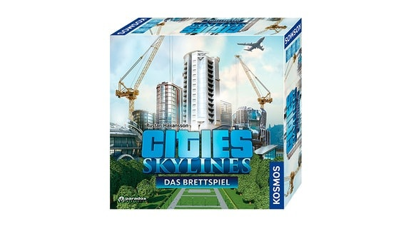 Cities Skylines - Das Brettspiel