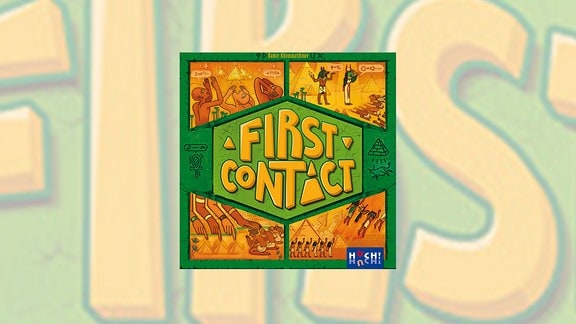 Spieletest First contact