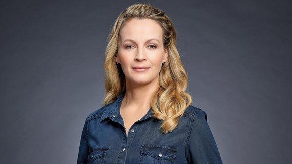 Moderatorin Susanne Langhans