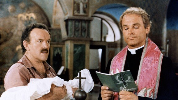"Terence Hill in ""Don Camillo"""