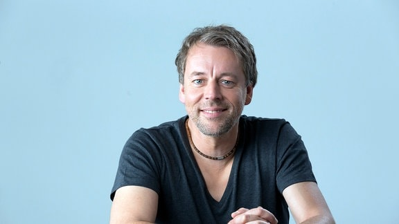 Moderator Torsten Kutschke