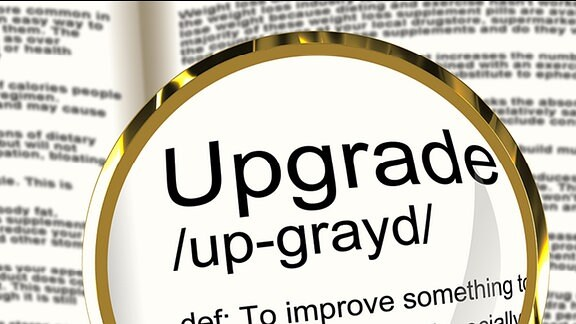 Grafik: upgrade
