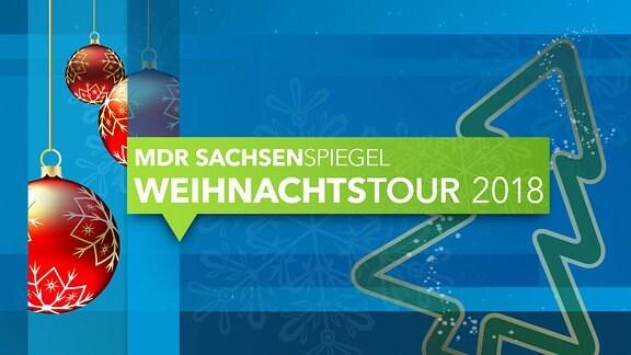 Logo der SACHSENSPIEGEL-Weihnachtstour 2018