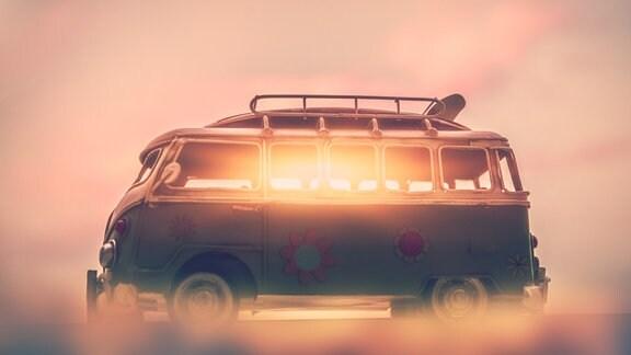 Wohnmobil VW Bus