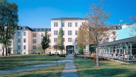 Landesfunkhaus Sachsen in Dresden