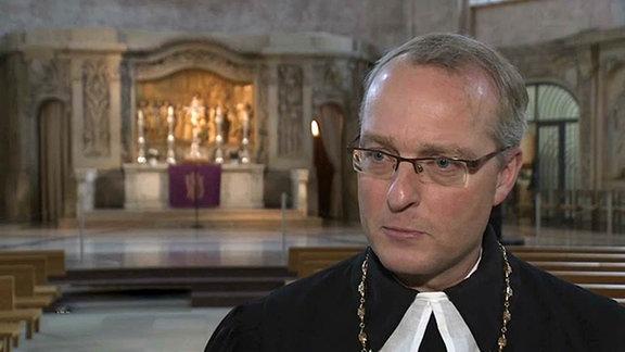 Carsten Rentzing, sächsischer Landesbischof