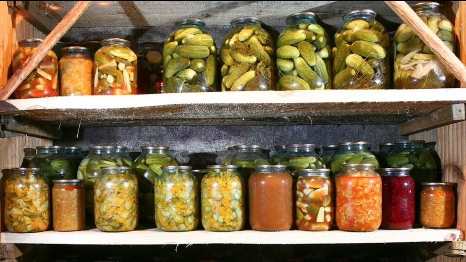 Erntefrisches für den Winter konservieren | MDR.DE